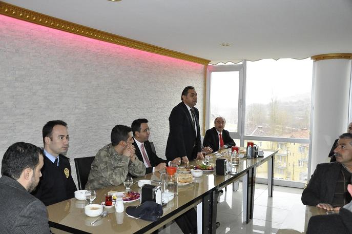 S.S. Gürün Taşıyıcılar Kooperatifi Genel Kurulu yapıldı