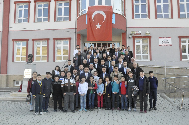 ÇAYBOYU MAHALLESİ'NDE HALKLA BULUŞMA TOPLANTISI YAPILDI
