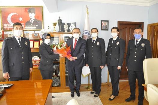 POLİS TEŞKİLATIMIZ 176 YAŞINDA