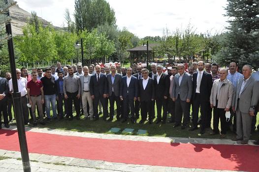 MHP SİVAS MİLLETVEKİLİ ÖZYÜREK'TEN GÜRÜN'E ZİYARET